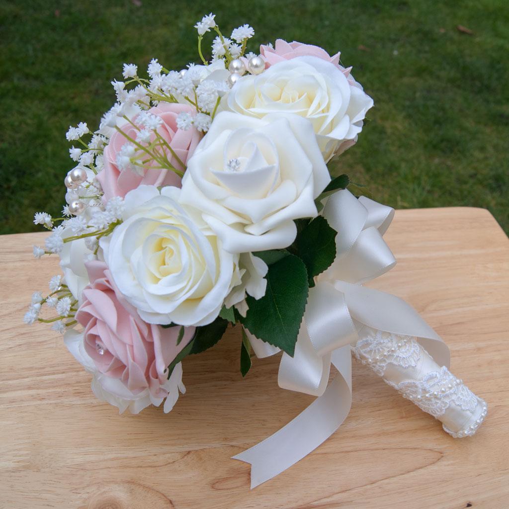 Artificial Wedding Flowers Online Rosie Silk Flowers