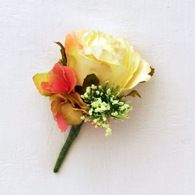 Vintage Inspired Buttonhole