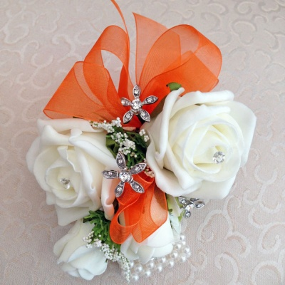Wrist Corsage for Weddings