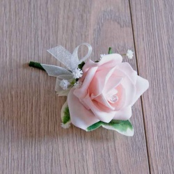 Light Pink Buttonhole